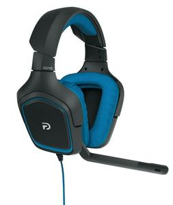 Logitech G430 Headset: X and Dolby 7.1 Surround Sound Gaming