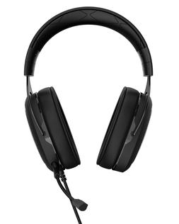 CORSAIR - HS50 Wired Stereo Gaming Headset for PC, Xbox One,