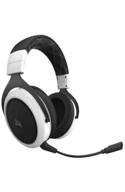 Corsair HS70 Surround Over the Ear Gaming Headset - White