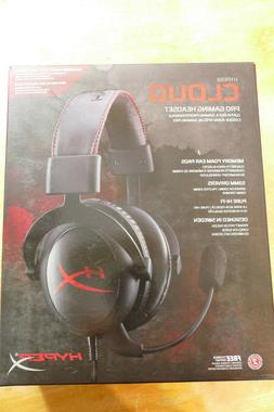 HyperX Cloud Gaming Headset for PC, Xbox One, PS4, Wii U