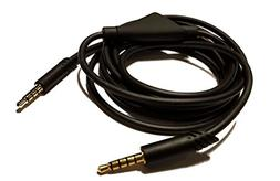ienza Premium Quality Replacement Audio Chat Cable with Volu