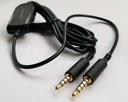 Inline Mute - Volume Control Cable Cord Lead for Astro A10 a