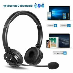 For iPhone 11 Pro Max 8 7Plus PC PS3 Gaming Bluetooth Headse