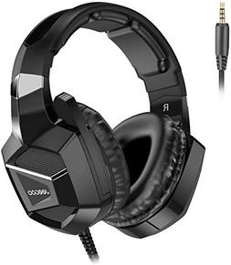 Jeecoo J20 Stereo Gaming Headset - Bass Surround - Soft Memo