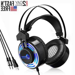 k1 gaming headset headphone with microphone