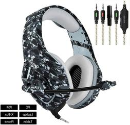 K1 Stereo Bass Surround Gaming Headset for PS4 New Xbox One