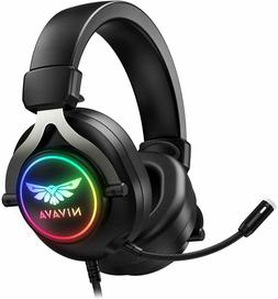 k11 gaming headset for ps4 xbox one