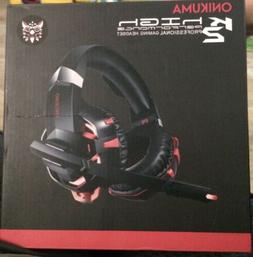 K2 Gaming Headset USB 7.1 Channel Headphone Noise Cancelling