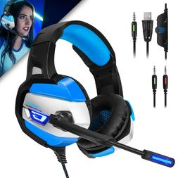 ONIKUMA K5 Stereo Gaming Headsets Headphones for PS4 New Xbo