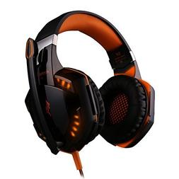 Kotion EACH G2000 Deep Bass over-ear Game Gaming Headset Ear