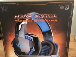 KOTION EACH G2000 Gaming Headset LED USB+3.5mm Surround Ster