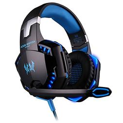 Kotion Each G2000 Gaming Headset Wired Over-ear Headphone Le