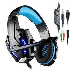 KOTION Each G9000 Headset 3.5mm Game Gaming Headphone Earpho