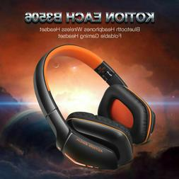 KOTION EACH True Wireless Bluetooth Headphones Gaming Headse