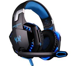 KOTTON Each G2000 Stereo Gaming Headset for PS4 Xbox One, Ba