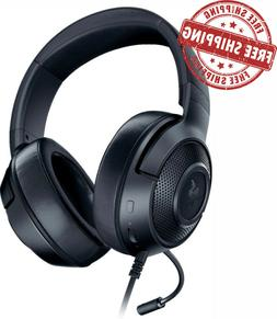 Kraken X Wired Stereo Gaming Headset for PC, PS4, Xbox One,