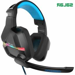 Salar KX901 Earphone Gaming Headset Deep Bass Stereo Game He