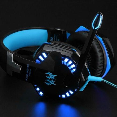 3.5mm Gaming Headphones PS3 one X 360