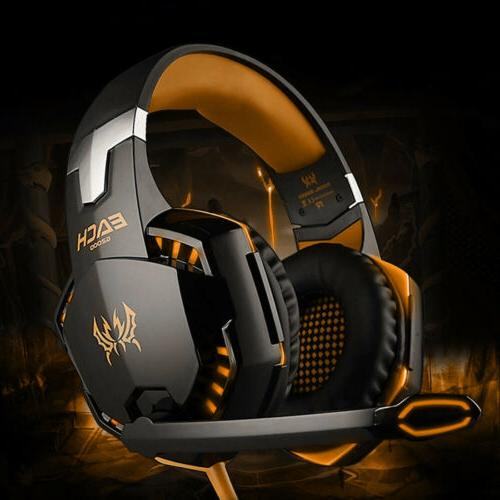 3 5mm gaming headset stereo gaming headphone