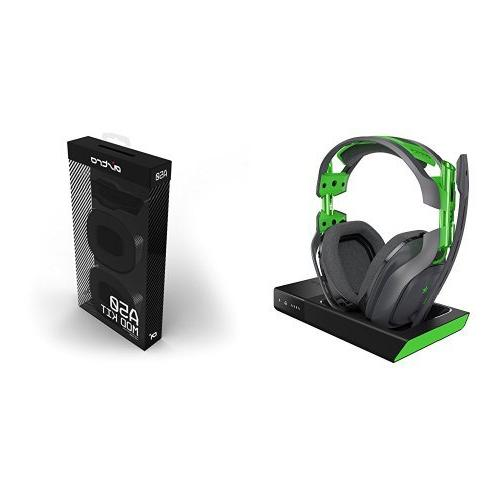 ASTRO Gaming - A50 Wireless Dolby Gaming Headset - Black/Gre