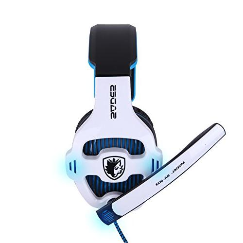 SADES Stereo Surround Pro with Mic Headphone