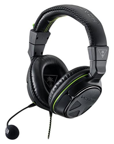 Turtle Beach - Ear Force XO Seven Premium Gaming Headset - X