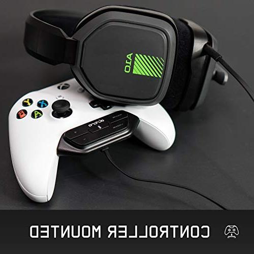 ASTRO Gaming A10 Gaming Headset PC