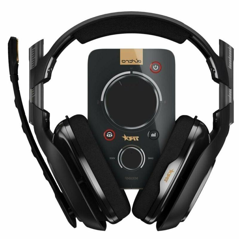 Astro A40 MixAmp Pro PS4 PC *Genuine