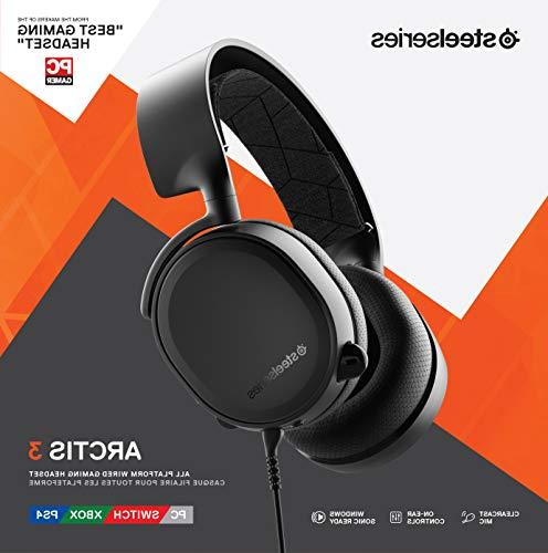 SteelSeries Arctis Gaming PlayStation Nintendo and iOS