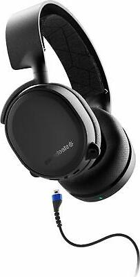 SteelSeries Arctis 3 Bluetooth  Wired and Wireless Gaming He
