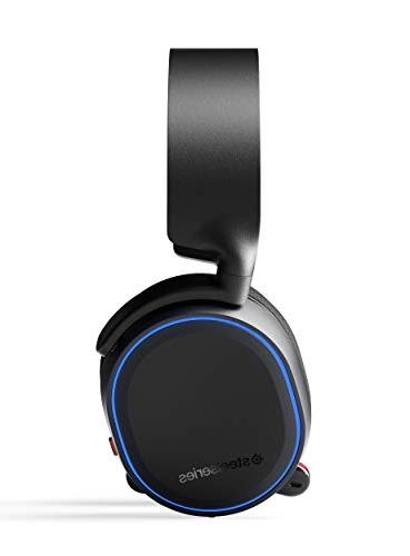 SteelSeries Arctis RGB Illuminated Headset with DTS for PlayStation 4 -