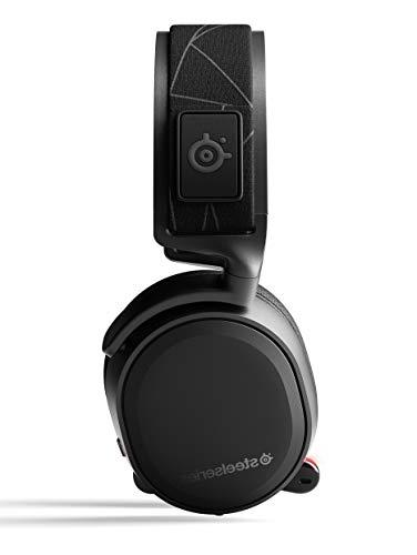 SteelSeries Wireless Gaming Headset DTS v2.0 for and 4 Black