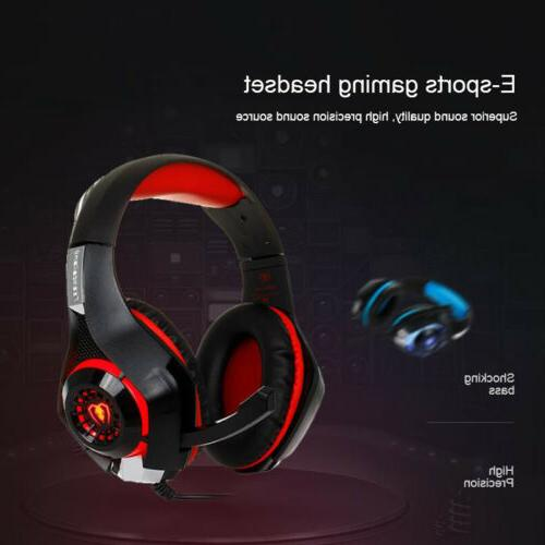 Beexcellent Gaming Headsets PS4 Xbox One Nintendo Switch Aud