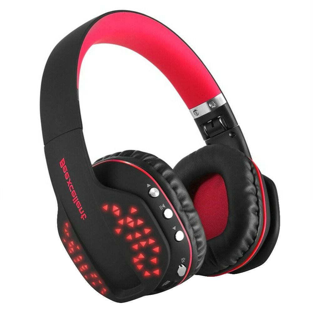 Beexcellent Q2 Bluetooth Wireless Gaming Headset With Mic