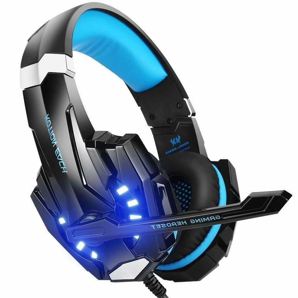 g9000 stereo gaming headset for ps4 pc