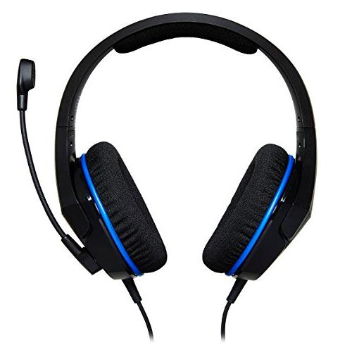 HyperX - Gaming Headset PS4, Playstation Switch, Xbox One Over-ear wired headset with Mic, VR