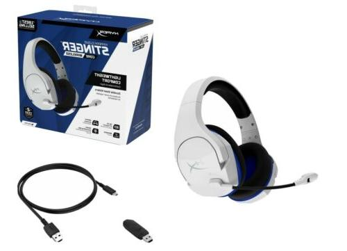 cloud stinger core wireless gaming headset ps4