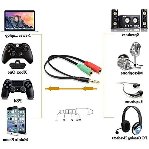 3.5mm Cable One,Tablet,Mobile Phone,PC and New