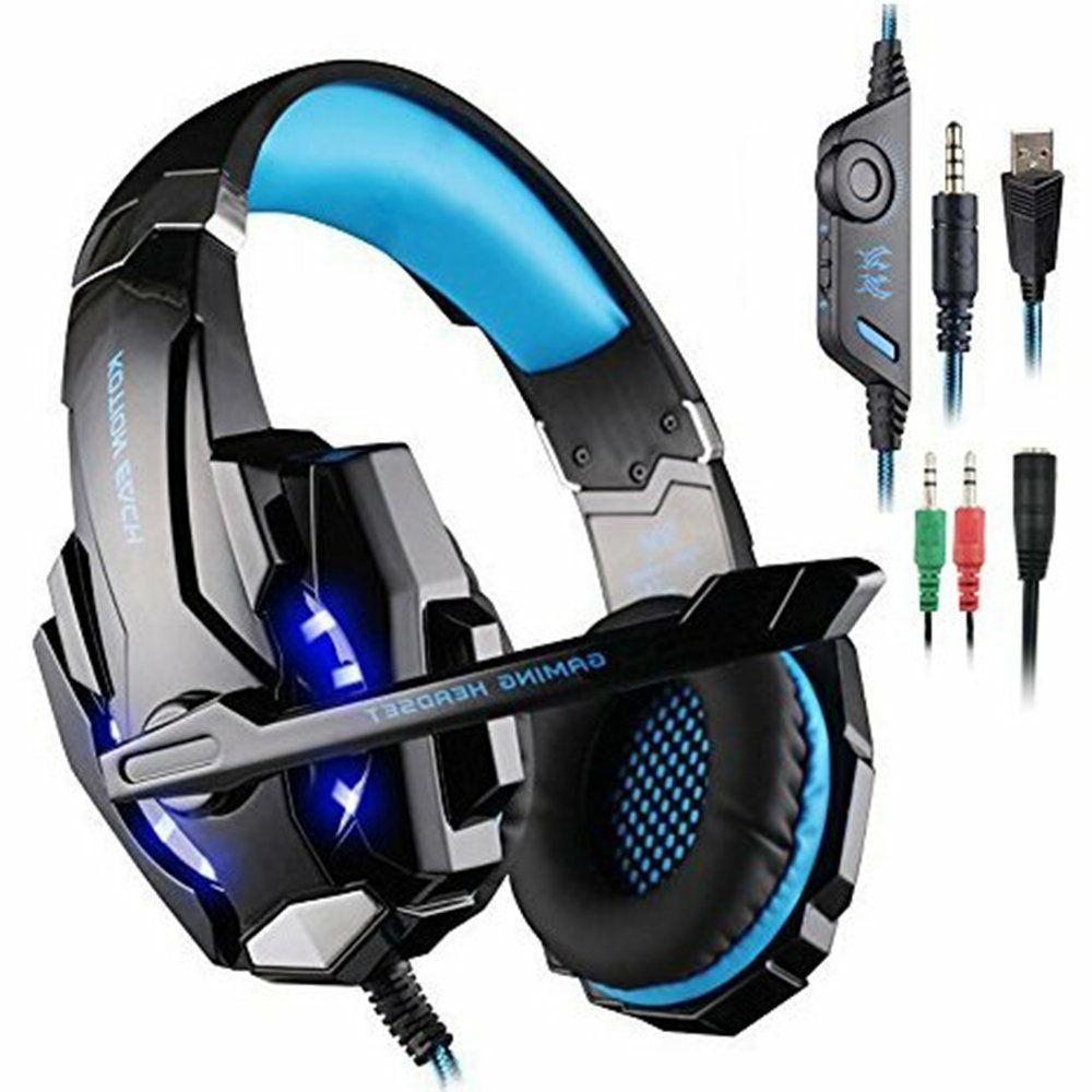 Each G9000 Gaming Headsets Headphones for PS4 Xbox One / S C