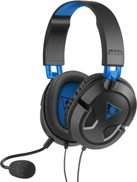 ear force recon 50p stereo gaming headset