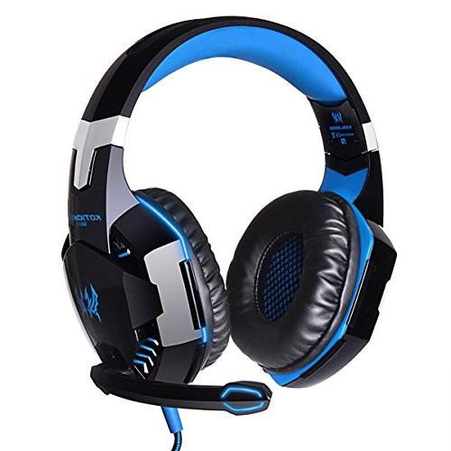 KOTION EACH G2000 Game Gaming Headphone Earphone Mic Stereo LED for Game