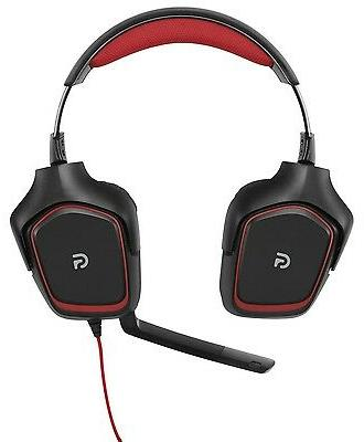 Logitech Stereo Headset with Microphone
