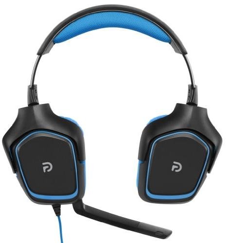 LOGITECH G430 981-000536 7.1 surround sound Headset