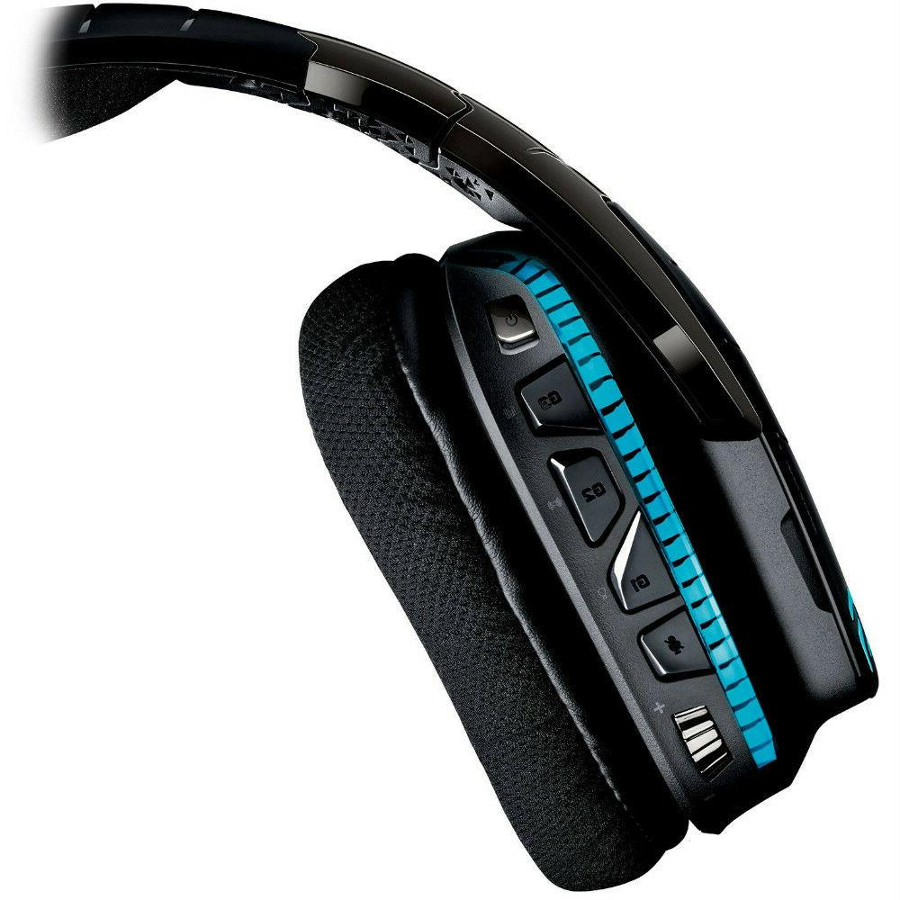 Logitech G933 Spectrum Wireless RGB Sound Headset