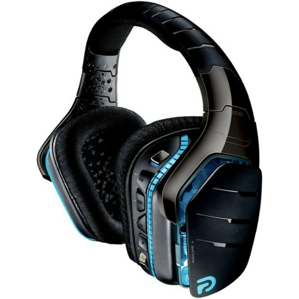 Logitech Artemis Spectrum Wireless 7.1 Surround Sound Gaming