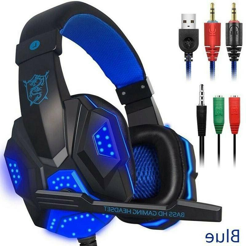 game lab phantom pro led gaming headset