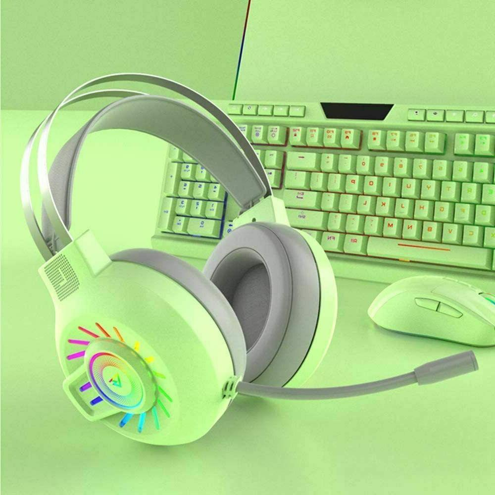 Gaming Wired Backlit Headphone for