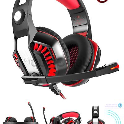 gaming headset for ps4 xbox one nintendo