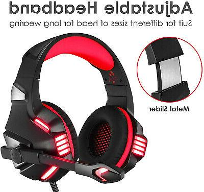 Gaming Headset for Xbox Ear Headphones Mic