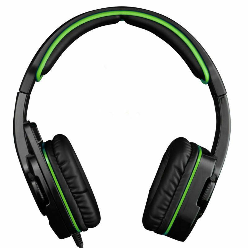 SADES Headset Headphone With PS4 Pro PC Laptop